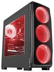 Genesis Titan 750 Black/red
