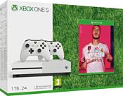 Microsoft Xbox One S 1 ТБ Fifa 20 (2 геймпада)