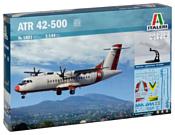Italeri 1801 Двухмоторный турбовинтовой самолет ATR 42-500