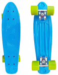 Display Penny board Blue/green