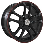 NZ Wheels SH651 6.5x16/5x112 D57.1 ET50 MBRS