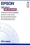 Epson Photo Quality Ink Jet Paper A3 102г/м2 100л (C13S041068)