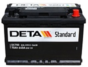 DETA Standard DC700 L (70Ah)