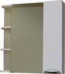СанитаМебель Камелия-12.80 Д3 шкаф с зеркалом
