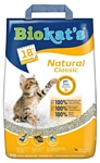 Biokat's Natural Classic 3in1 5кг