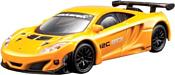 Bburago McLaren 12C GT3 18-38014 (желтый)