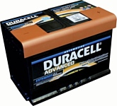 DURACELL Advanced DA 74 (74 А/ч)