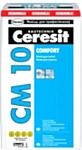 Ceresit СМ 10. Клей для плитки «Comfort»