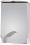 Onika Шкаф с зеркалом Лидия 50.01 левый (белый) (205003)