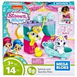 Mega Bloks Shimmer and Shine FFF36 Сплэш и Спаркл