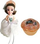 Emco Cupcake Surprise Невеста Шерон в платье с голубым цветочком 1105