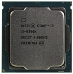 Intel Core i3-9350K Coffee Lake (4000MHz, LGA1151 v2, L3 8192Kb)