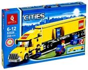 Queen Cities 82026 Грузовик трейлер