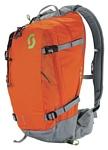 Scott Air Free 24 grey/orange (orange/silicon grey)