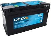 DETA Start-Stop AGM DK950 (95Ah)