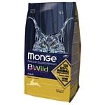 Monge (10 кг) Bwild Cat Hare