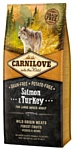 Carnilove Carnilove Salmon & Turkey for Large breed adult dogs (12 кг)