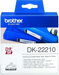 Brother DK-22210 (29 мм, 30.48 м)