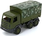 Полесье Престиж автомобиль бортовой тентовый военный РБ 49148