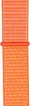 Evolution AW44-SL01 для Apple Watch 42/44 мм (orange red)