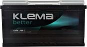 Klema Better 6CТ-120А(0) (120Ah)