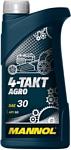 Mannol 4-Takt Agro SAE 30 API SG 1л