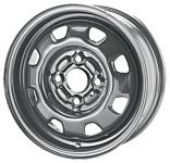 Kronprinz 513007 5x13/4x100 D54.1 ET46 Silver