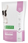 Nature's Protection Junior Lamb (0.5 кг)