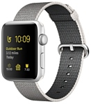 Apple Watch Series 2 42mm with Woven Nylon