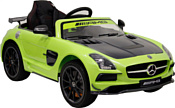 RiverToys Mercedes-Benz SLS A333AA VIP Carbon (зеленый)