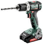 Metabo BS 18 L BL 2.0Ач х2 кейс