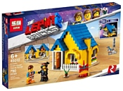 Lepin The LEPIN Bricks 2 45010 Дом мечты — Спасательная ракета Эммета