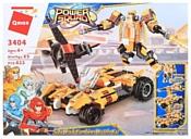 Qman Powersquad 3404 Робот-трансформер