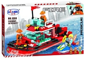 Winner Fire and Rescue 1233