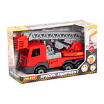 Полесье Престиж автомобиль пожарный в коробке 79718