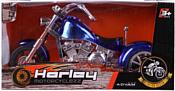 Darvish Harley DV-T-1989 (синий)