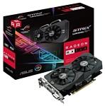 ASUS Radeon RX 560 1275Mhz PCI-E 3.0 4096Mb 7000Mhz 256 bit DVI HDMI HDCP Strix Gaming