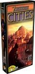 Asmodee 7 чудес: Города (7 Wonders: Cities, дополнение)
