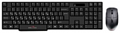Oklick 200 M Wireless Keyboard & Optical Mouse Black USB