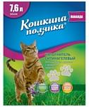 Кошкина Полянка Силикагелевый с ароматом лаванды 3.8л
