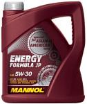 Mannol Energy Formula JP 5W-30 API SN 4л