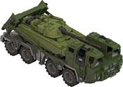 Нордпласт Военный тягач Щит с танком 258