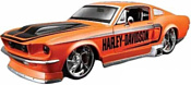 Maisto Форд Мустанг GT 32168 (оранжевый)
