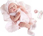 JC Toys в розовой одежде с одеяльцем 18053