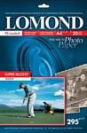 Lomond суперглянцевая односторонняя A4 295 г/кв.м. 20 листов (1108101)