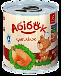 Абибок Цыплёнок в ж/б, 100 г