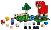LEGO Minecraft 21153 Шерстяная ферма