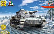 Моделист Немецкий танк T-IV 307222