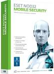 NOD32 Mobile Security (3 устройства, 1 год)