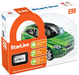 StarLine E96 BT 2CAN+2LIN